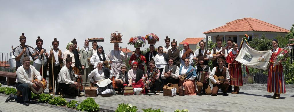 Grupo de Romarias Antigas do Rochão